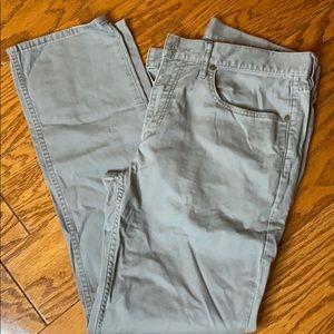 Polo Ralph Lauren Jean like Gray slacks